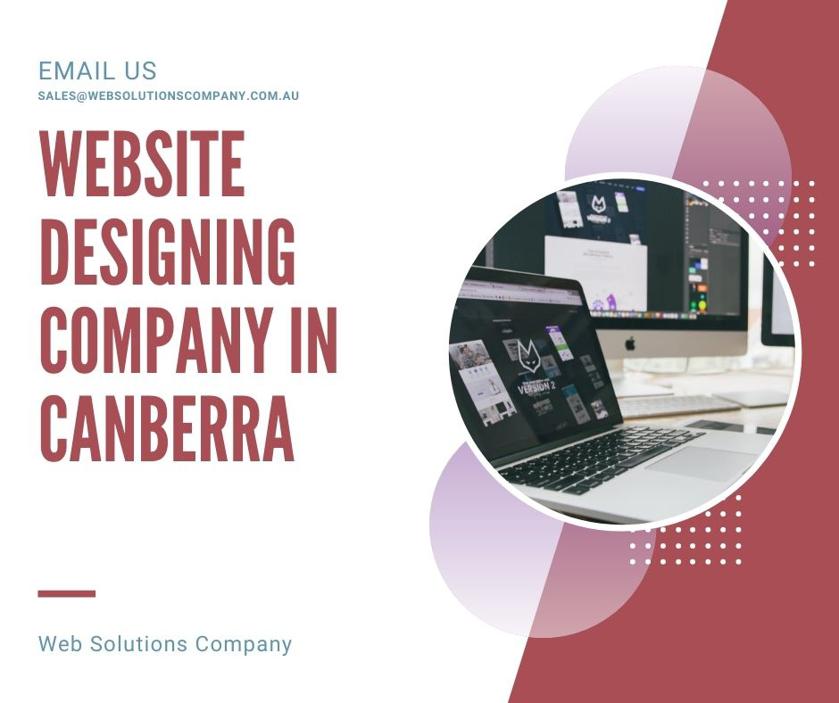 Website Designing Company In Adelaide