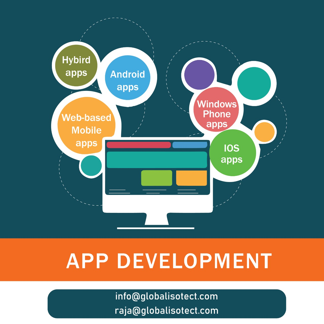 Mobile App Development Services in Delhi