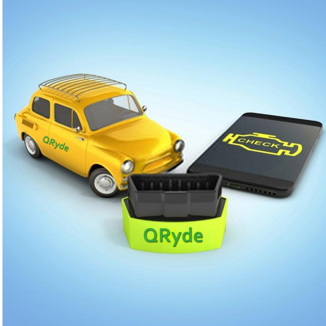 QRyde, a transportation technology platform aimed towards facilitating low cost transportation for all.