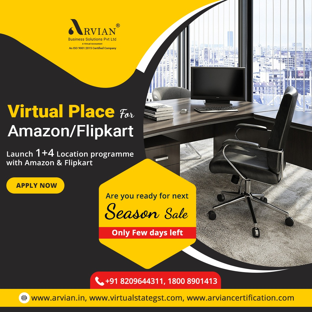 Virtual office in Jaipur
