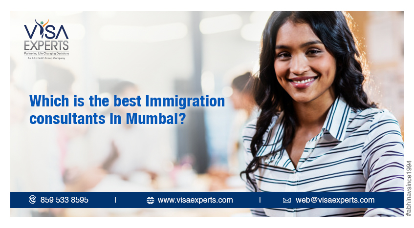 Which is the best immigration consultants in Mumbai?
