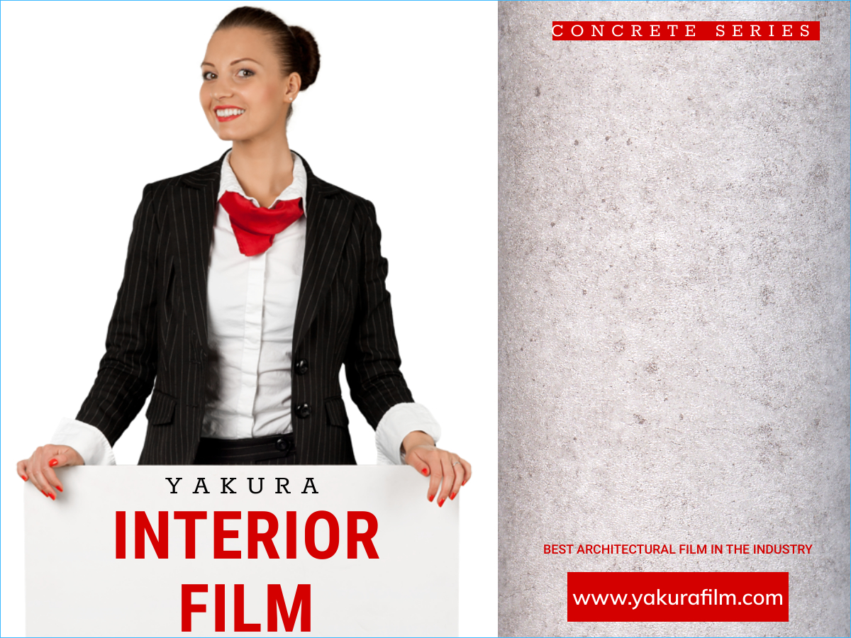 SELF ADHESIVE PVC INTERIOR FILM