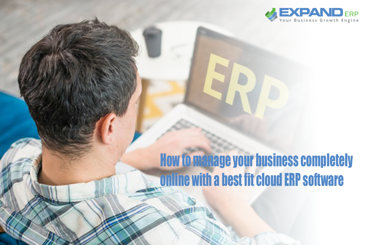 Best ERP Software in India - ExpandERP