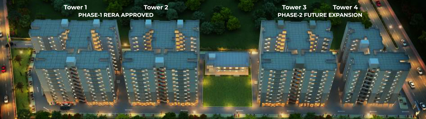 Flats In Best Location Udaipur