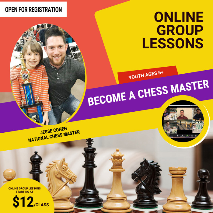 Learn & Become a Chess Master