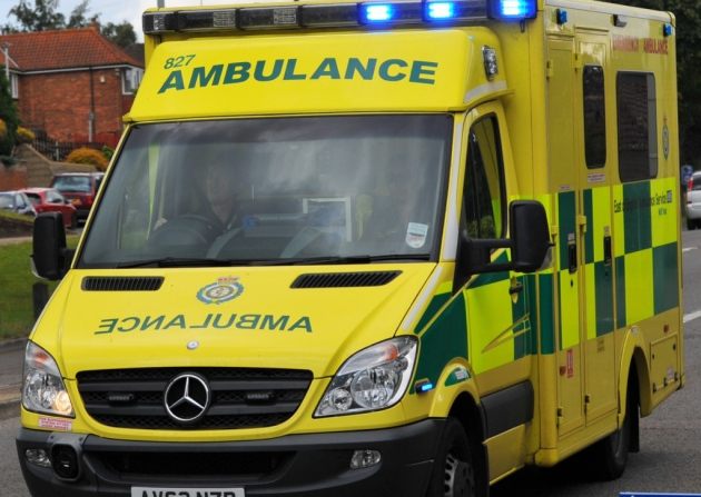 Ambulance Driving Training in Aldershot