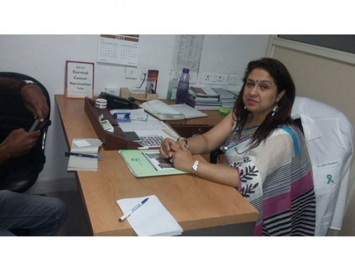 Best IVF Doctor in East Delhi NCR, Infertility Specialist - Dr Anjali Chaudhary