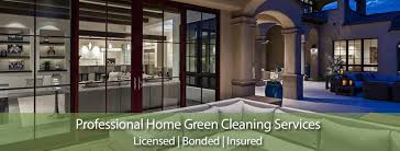 Professional Home & Commercial Green Cleaning Services