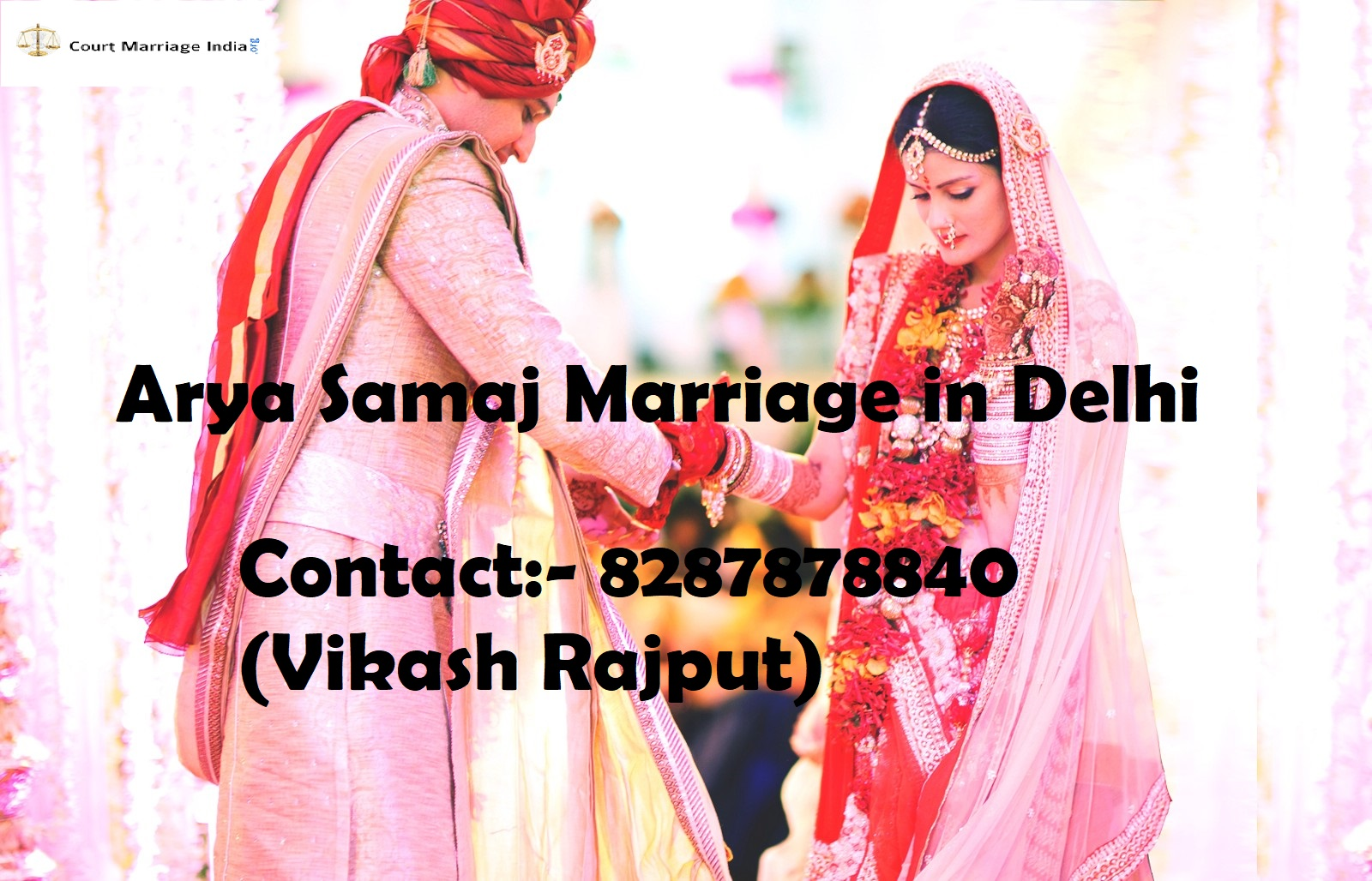Find The Best Arya Samaj Marriage in Delhi
