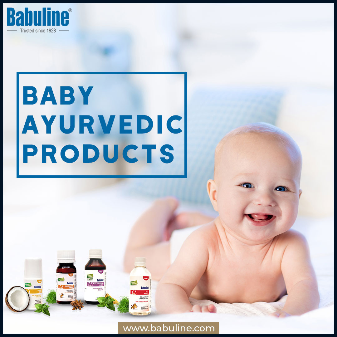 Ayurvedic Babycare Products | Online Babuline Baby care products and baby Pharma
