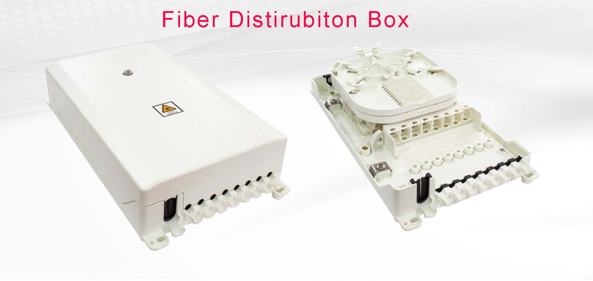Szwelink Providing By Fiber Optical Distribution Box In China