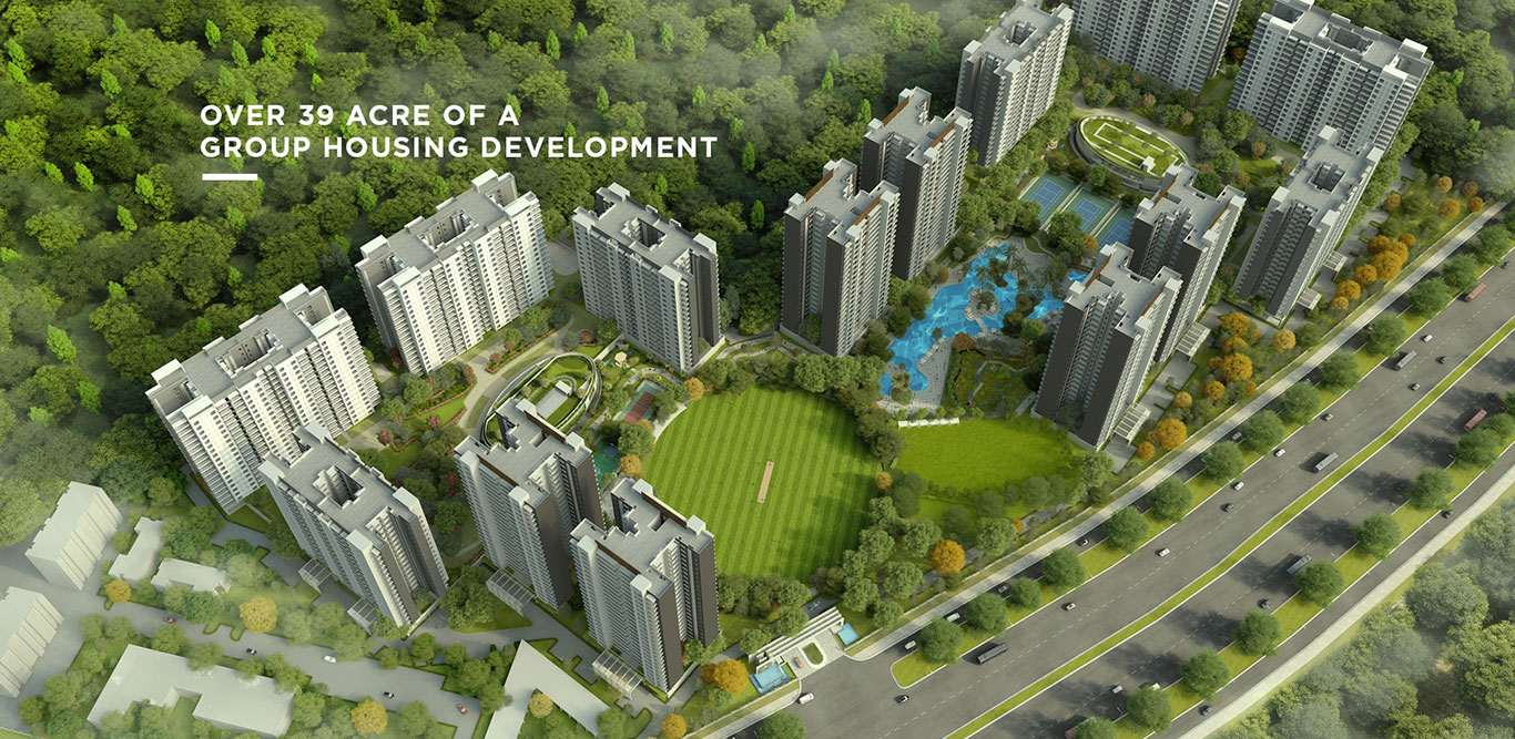 Sobha city gurgaon - 2 & 3 bhk apartments gurgaon