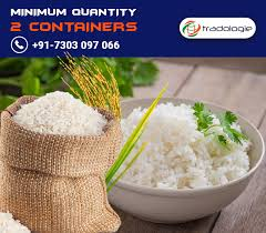 Bulk Basmati Rice Exporters Through Tradologie.com