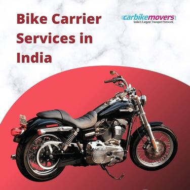 Bike Carrier Services in India - Bike Carrier Price