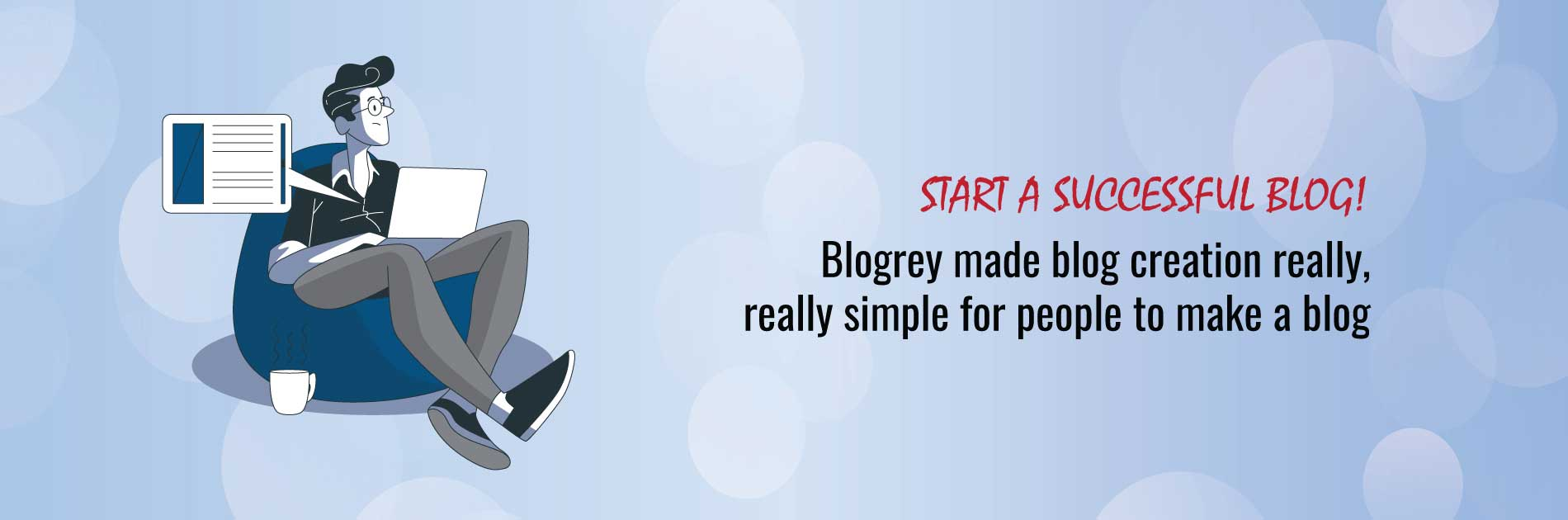 Blogrey | Post your creative blog with Blogrey | Post your blog and directory in multiple domains