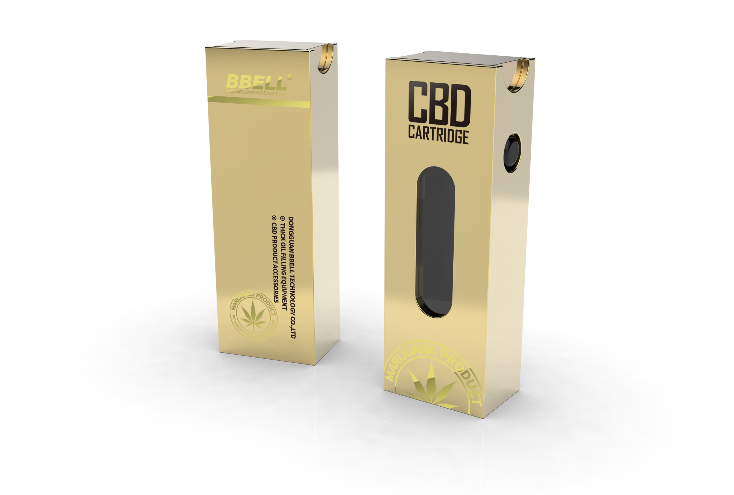 cbd vape packaging