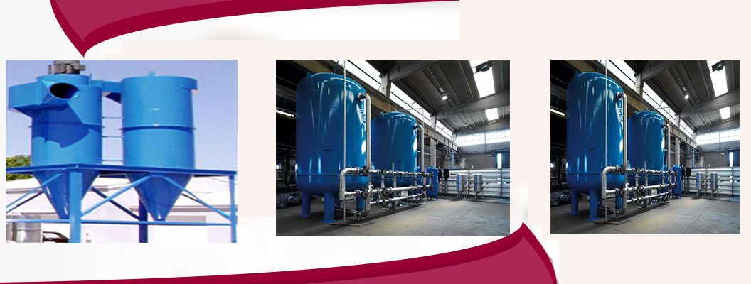 Ultrafiltration is best suited for which industries?