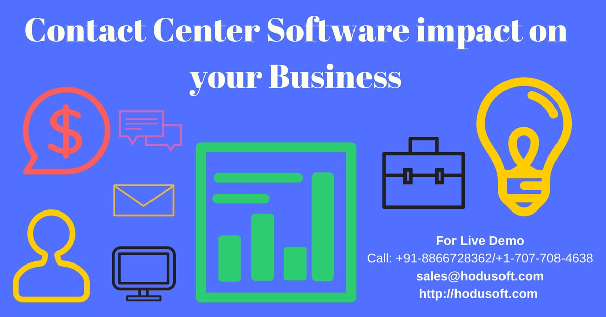 Contact Center Software impact on your enterprise