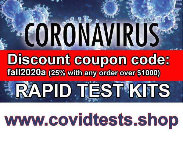 Coronavirus (COVID-19) Testing saving your life easy