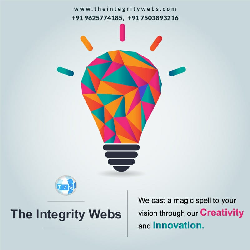 THE INTEGRITY WEBS | BEST GRAPHIC DESIGNING SERVICES IN GHAZIABA, GHAZIABAD