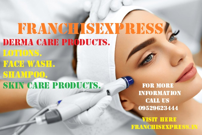 SKIN CARE PRODUCTS FOR FRANCHISE