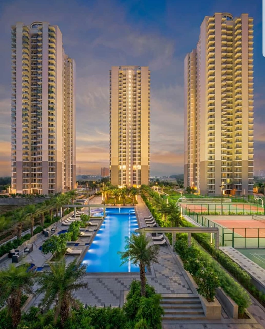 Dlf The Ultima - Offers 3 BHK Apartments Gurgaon