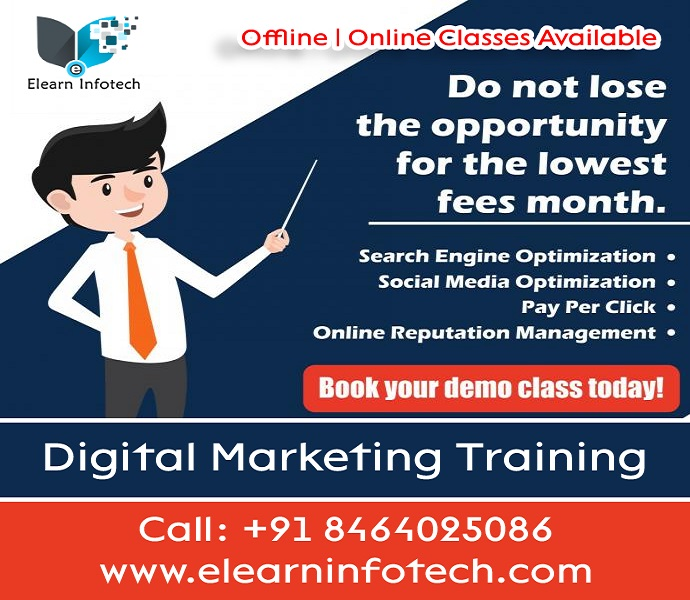 Digital Marketing Training in Hyderabad | Digital Marketing Course
