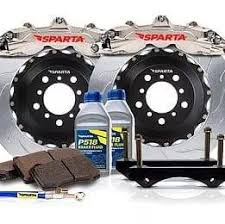Performance Disc Brake Rotors | Buy Big Brake Kits - Sparta