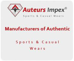 Auteurs Impex An OEM Apparel Manufacturer