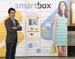 Smart locker for apartments  | Smartbox