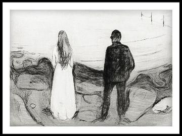 Get Famous Edvard Munch Painting