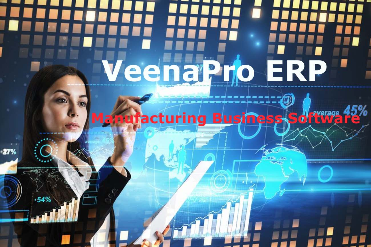 FInd Manufacturing ERP Software for Small Business in India
