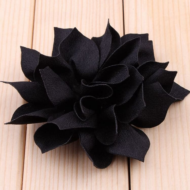 Black ever sold Brooch for girls JB0131
