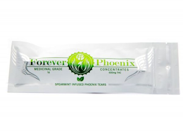 Forever Phoenix – Spearmint – 1ML Syringe – 600mg THC