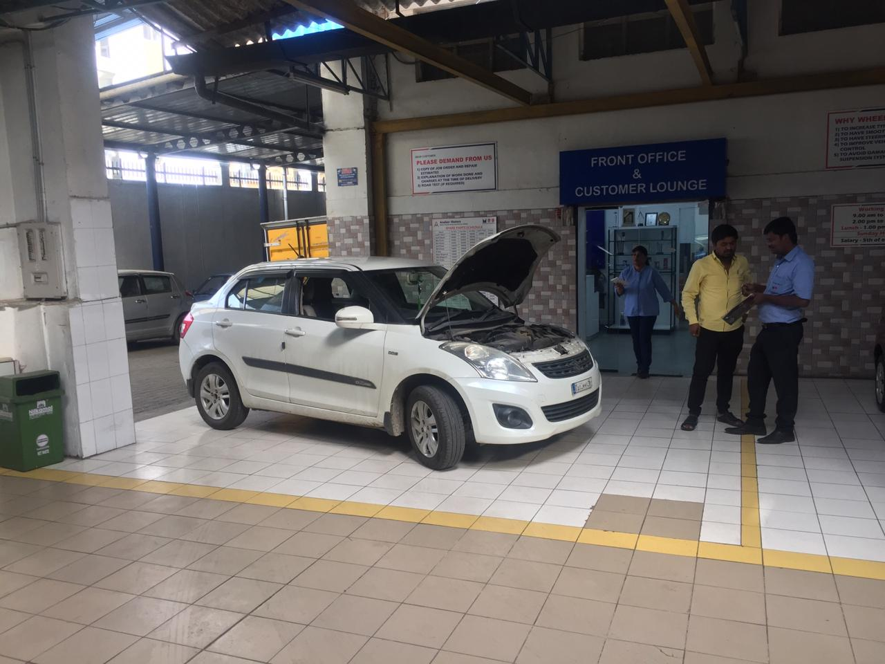 Best Maruti Authorised Service Center in Binnipete, Magadi Road
