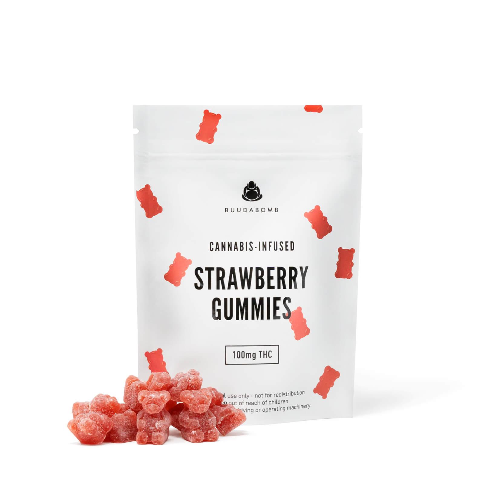 Buuda Bomb Gummies