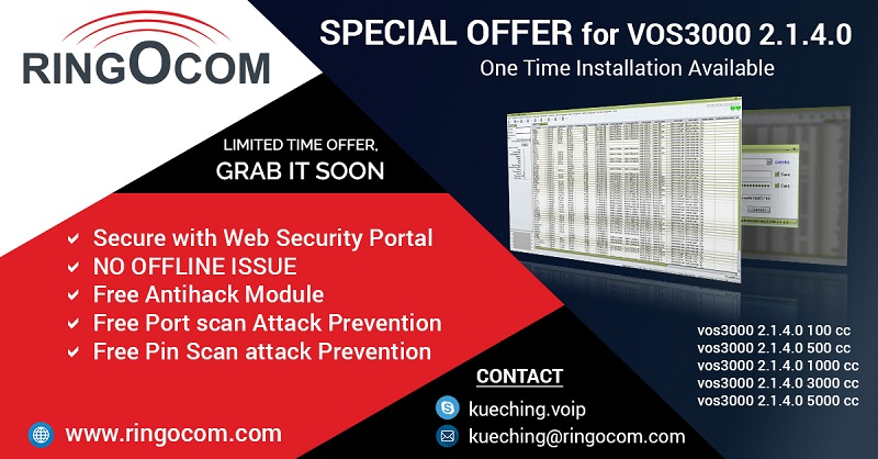 VOIP Service Installation Provider