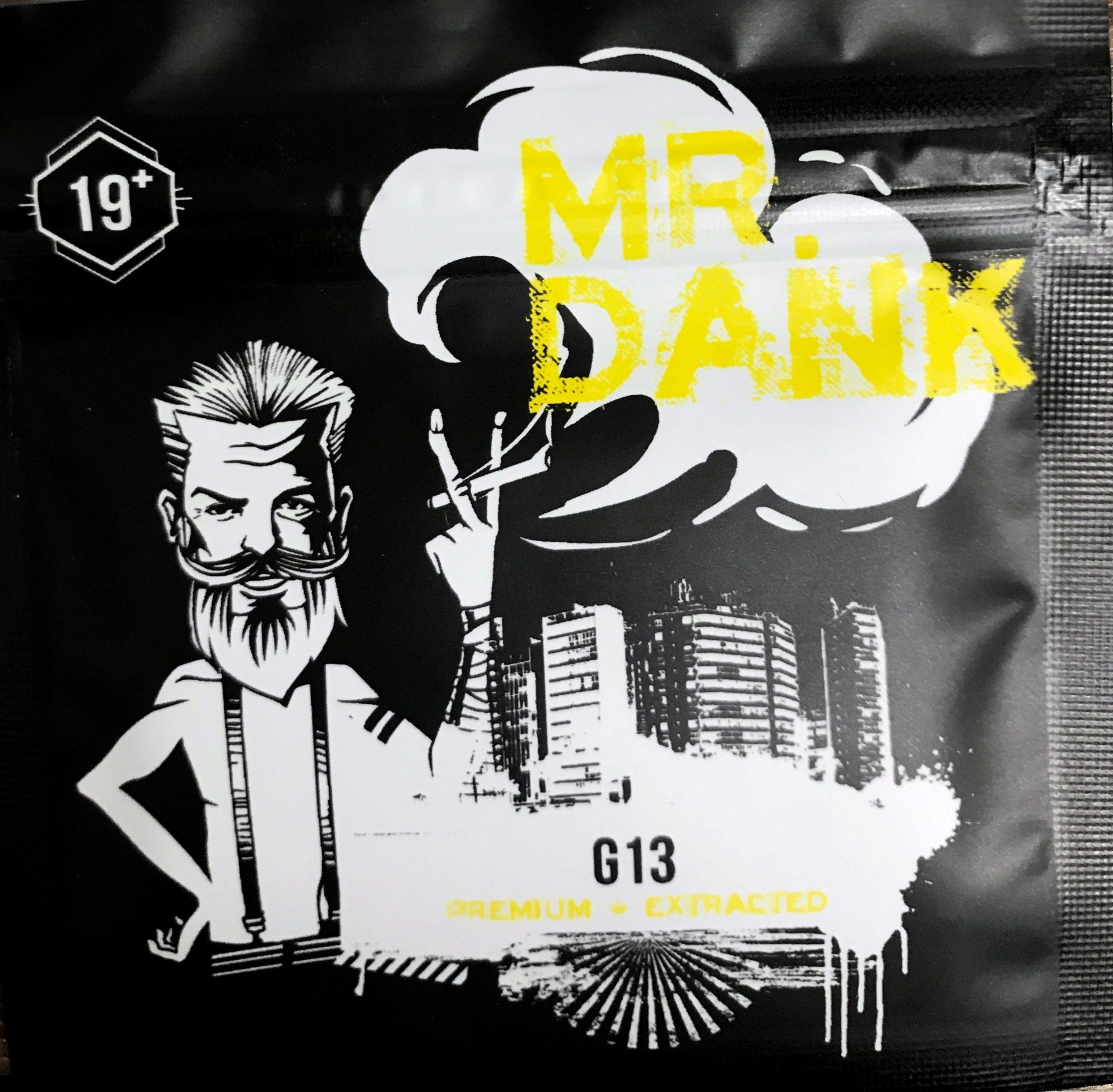 Mr.Dank | G13 shatter