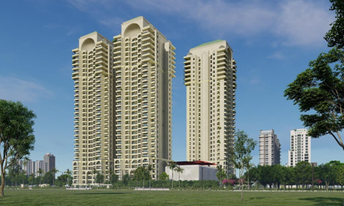 Luxurious 3 and 4 BHK Apartments in Apex Quebec Siddharth Vihar