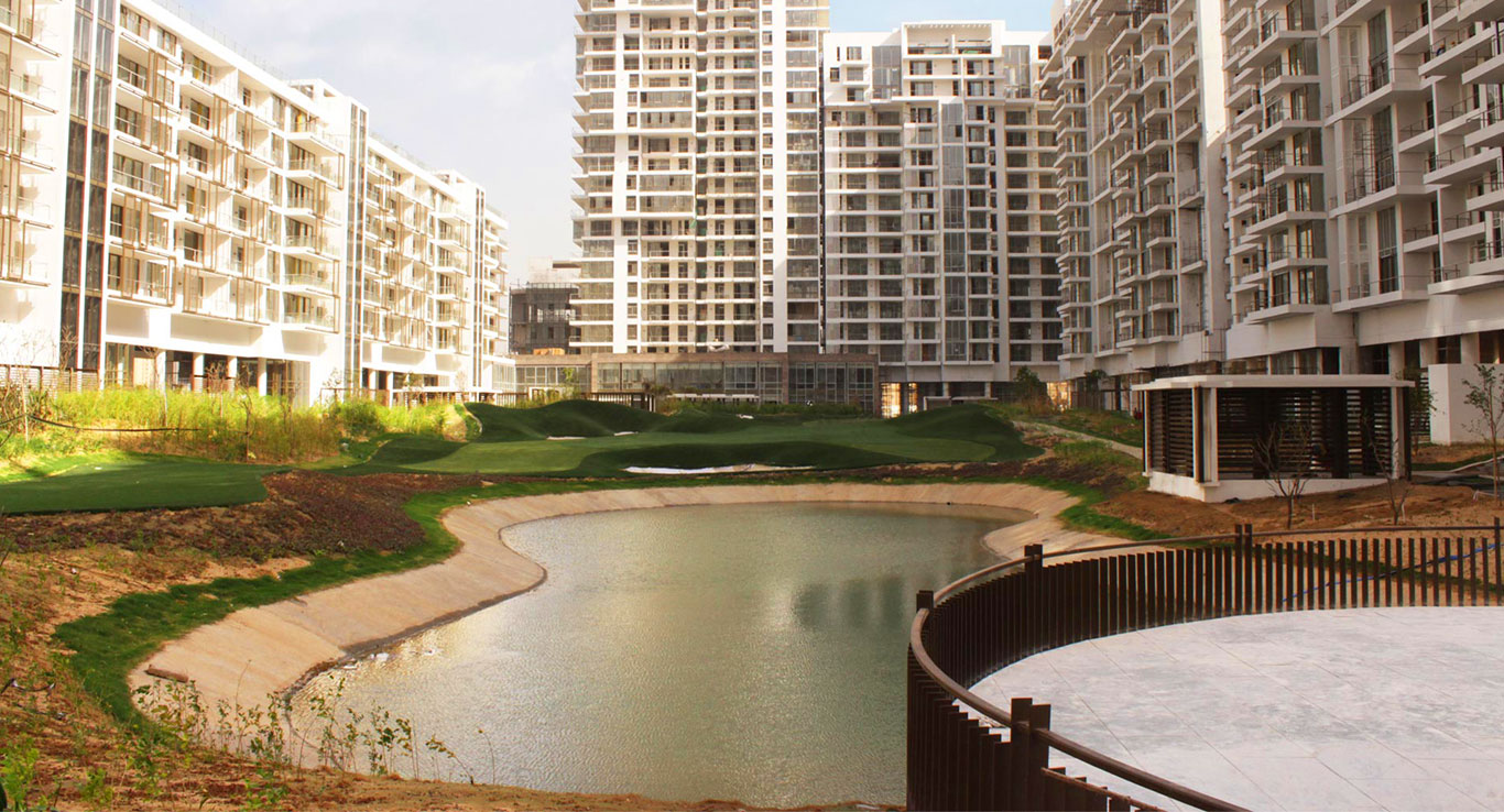 M3m golf estate - 3 bhk apartments in gurgaon