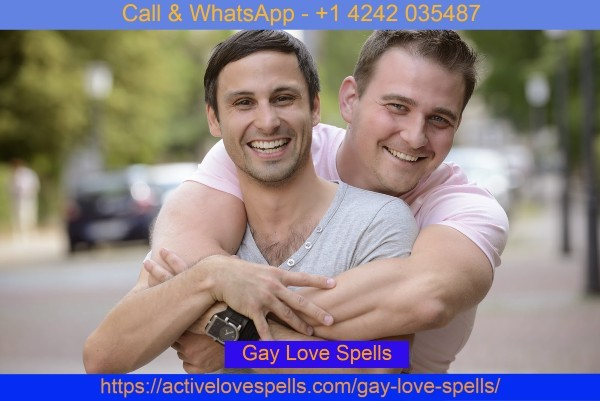 Gay Love Spells – Active Love Spells