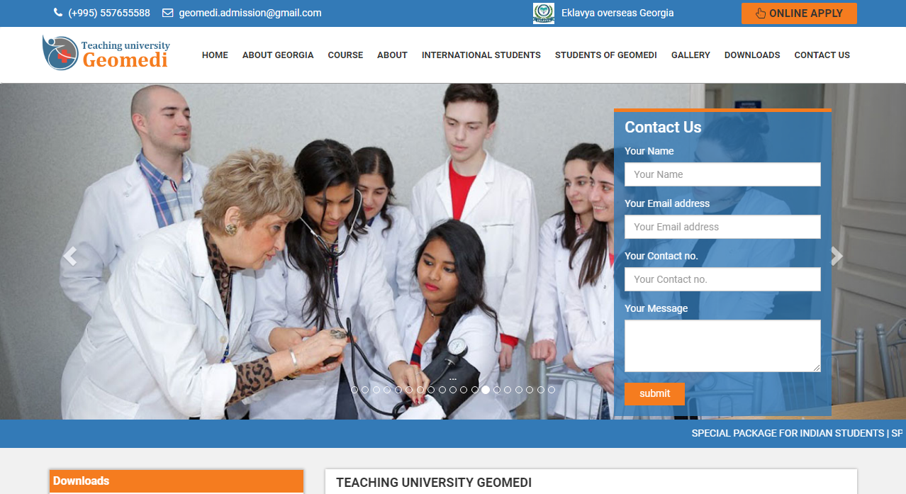 MBBS in india - Study MBBS in india | GeomediIndia