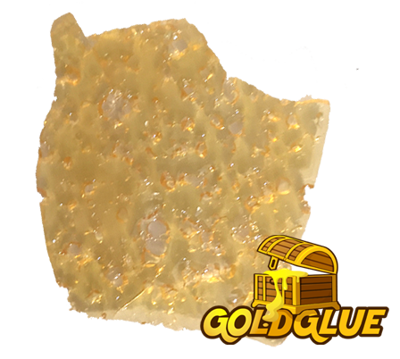 GOLD GLUE – PINK BERRY SHATTER