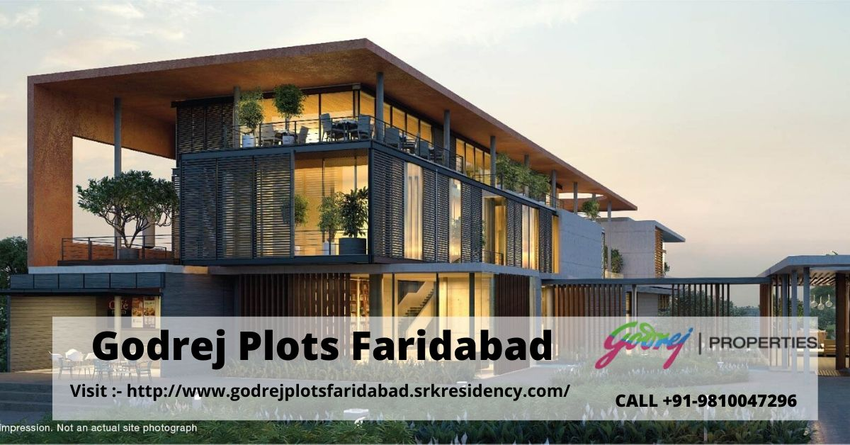 New Plots Project in Sector 83, Faridabad by Godrej Properties