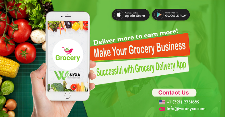 On-Demand Grocery App - In Your Budget