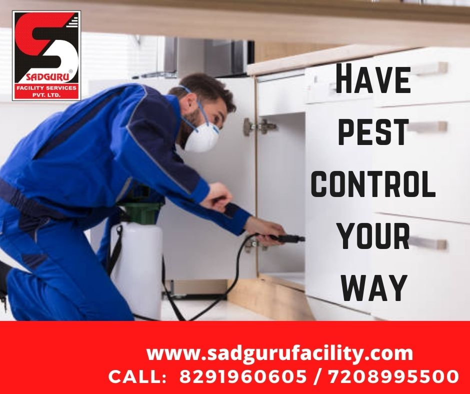 Sanitization Services in Andheri - Sadguru Pest Control