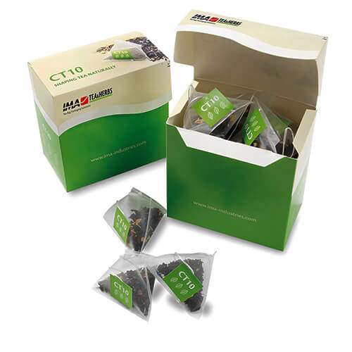 Hemp Teabags Boxes