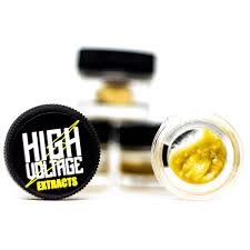 HIGH VOLTAGE LIVE RESIN