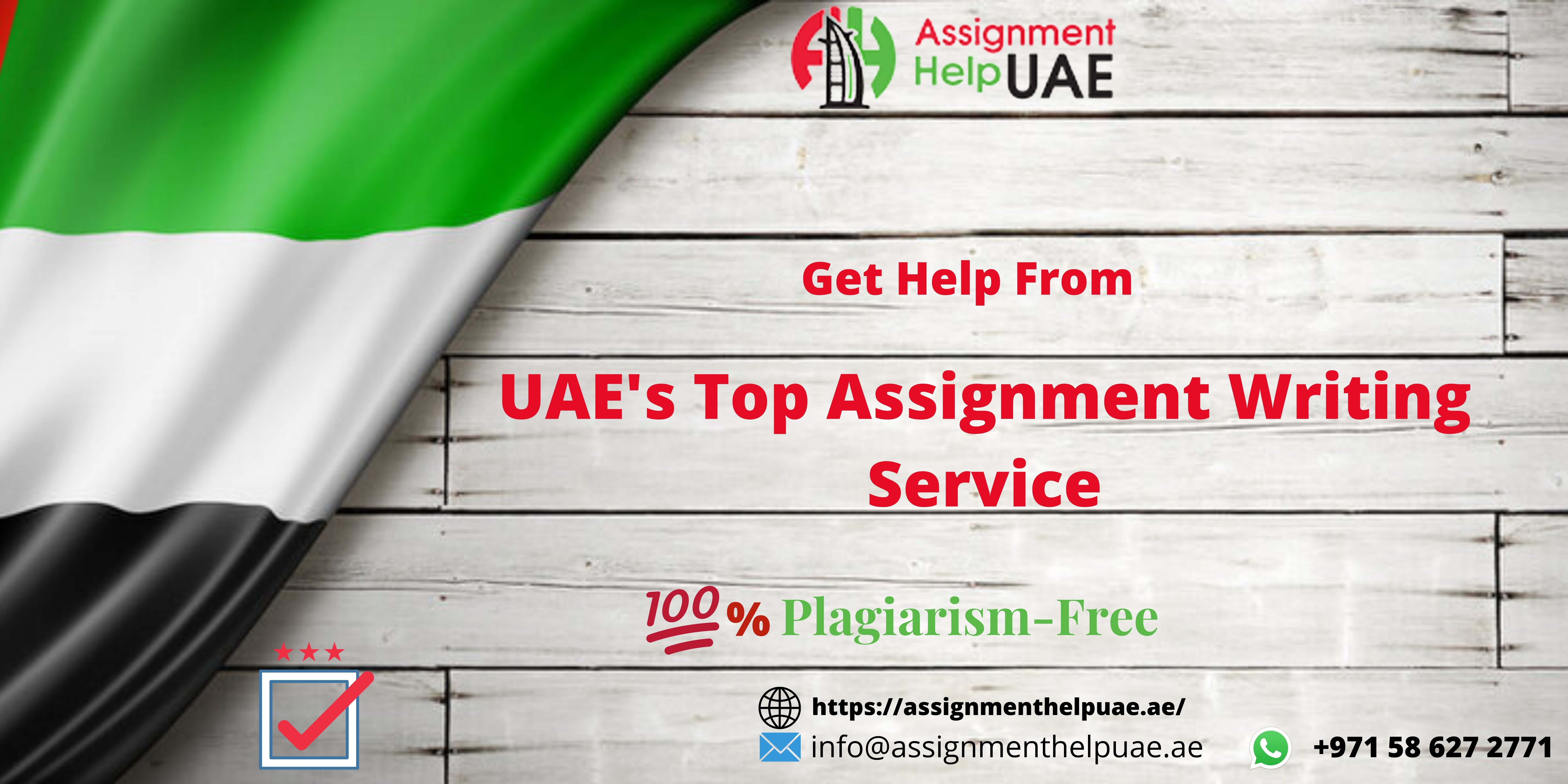 Assignment Help In UAE