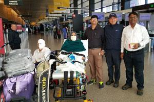 Air Ambulance Services in Delhi | Air Rescuers: 9870001118